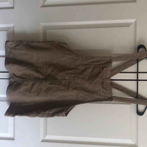 Blue Spice Dresses & Skirts - Corduroy Overall Skirt